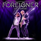 Live in Concert by Foreigner