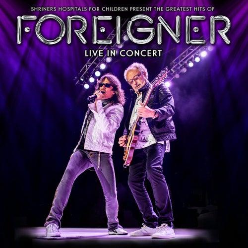 Live in Concert de Foreigner