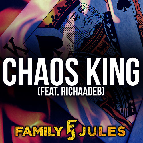 Chaos King (from 'DELTARUNE') (Metal Version) de FamilyJules