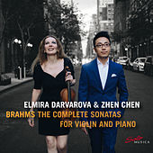 Brahms: The Complete Sonatas for Violin and Piano von Elmira Darvarova