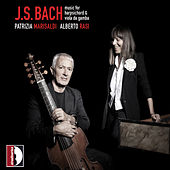 Bach: Music for Harpsichord & Viola da gamba de Various Artists