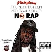 The Nonfiction Mixtape, Vol. 2: No Cap Rap von Mickeybeans
