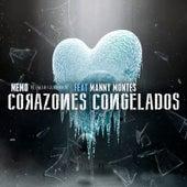 Corazones Congelados von Memo El Afueguember