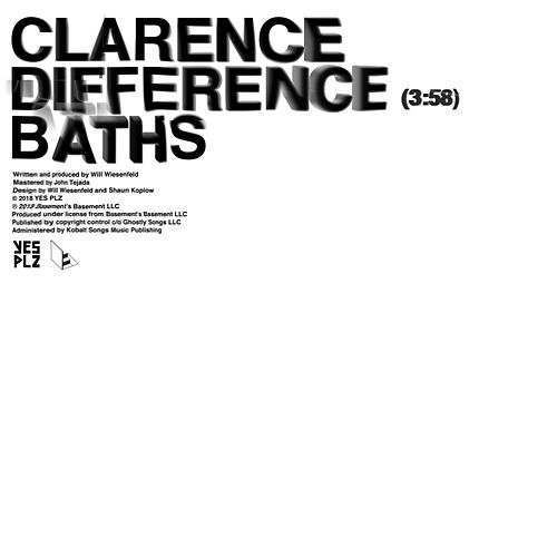 Clarence Difference by Baths
