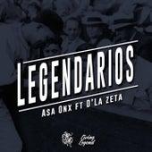 Legendarios (D'La Zeta & Zotk) von Asa Onx