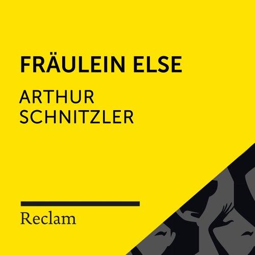Schnitzler: Fräulein Else (Reclam Hörbuch) by Reclam Hörbücher
