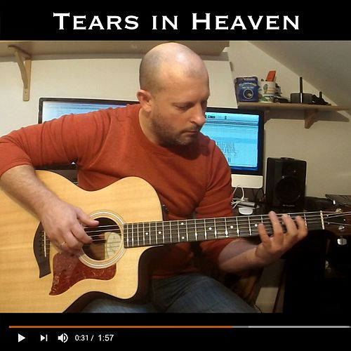 Tears in Heaven by Christophe Deremy