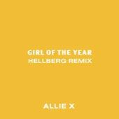 Girl of the Year (Hellberg Remix) de Allie X