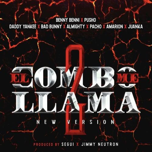 El Combo Me Llama 2 de Daddy Yankee