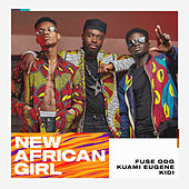 New African Girl von Fuse ODG