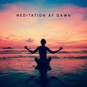 Meditation at Dawn: Music for Early Meditation and Yoga Practice for a Good Start of the Day de Meditação e Espiritualidade Musica Academia