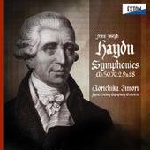 Haydn: Symphonies Vol. 5 No. 50, No. 70, No. 2, No. 9 & No. 88 von Norichika Iimori