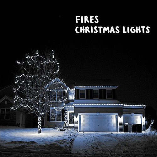 Christmas Lights by Fires
