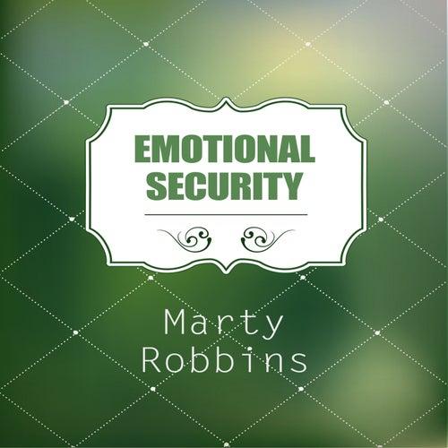 Emotional Security von Marty Robbins