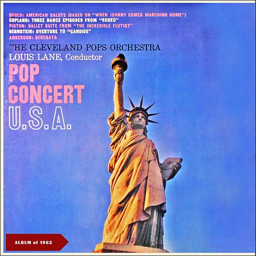 POP Concert U.S.A. (Album of 1962) de Richard Rodgers and Oscar Hammerstein