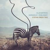 Korngold & Zemlinsky: Piano Trios von Stefan Zweig Trio