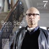 Boris Bloch: Piano Works, Vol. 7 – Schubert (Live) von Boris Bloch