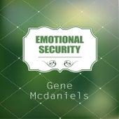 Emotional Security de Gene McDaniels