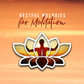 Restful Melodies for Meditation de Zen Meditation and Natural White Noise and New Age Deep Massage