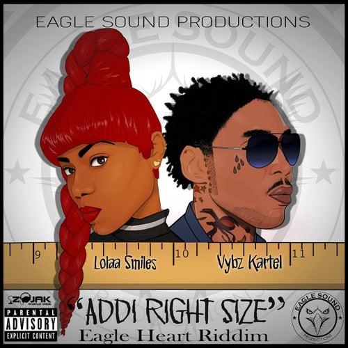 Addi Right Size von VYBZ Kartel