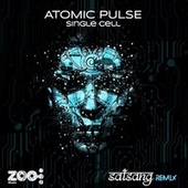 Single Cell by Atomic Pulse