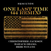 One Last Time (44 Remix) by Christopher Jackson