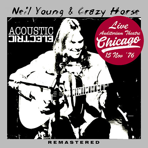 Acoustic Electric de Neil Young & Crazy Horse
