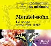 Mendelssohn: A Midsummer Night's Dream Op.61 / Weber: Overtures de Edith Mathis