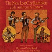 20th Anniversary Concert (Live / 1978) de The New Lost City Ramblers
