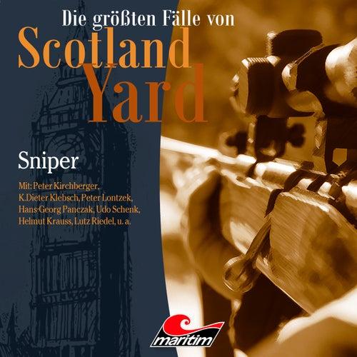 Folge 37: Sniper von Die größten Fälle von Scotland Yard