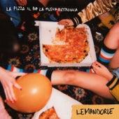La pizza il pop la musica elettronica by Lemandorle