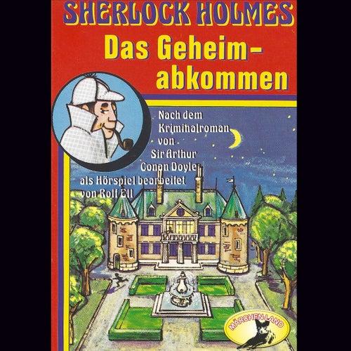 Das Geheimabkommen von Sherlock Holmes