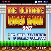 The Ultimate Video Game Quiz - 600 Questions from Pong to the present day (Unabbreviated) by Jack Goldstein