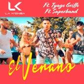El Verano (Single) de Konga