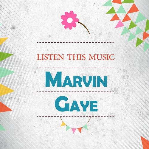 Listen This Music de Marvin Gaye