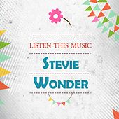 Listen This Music de Stevie Wonder