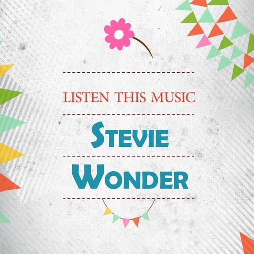 Listen This Music de Stevie Wonder