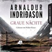 Graue Nächte - Island-Krimi - Flovent-Thorson-Krimis 2 (Gekürzt) von Arnaldur Indriðason