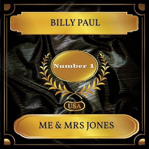 Me & Mrs Jones (Billboard Hot 100 - No 01) de Billy Paul