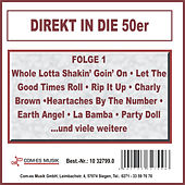 Direkt in die 50er, Folge 1 by Various Artists