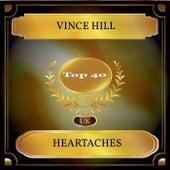 Heartaches (UK Chart Top 40 - No. 28) de Vince Hill