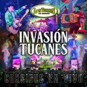 """INVASION TUCANES """"Corridos En Vivo"""" de Los Tucanes de Tijuana"""