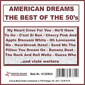 American Dreams - The Best of the 50's de Various Artists