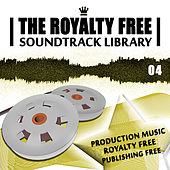 The Royalty Free Soundtrack Library, Vol. 4 - Publishing Free Production Music de Various Artists