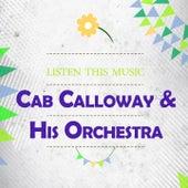 Listen This Music de Cab Calloway