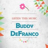 Listen This Music de Buddy DeFranco