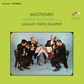Beethoven: String Quartet No. 15 in A Minor, Op. 132 (Remastered) de Juilliard String Quartet