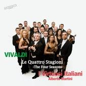 Vivaldi: Le Quattro Stagioni (The Four Seasons), La Tempesta di Mare, Il Piacere by I Virtuosi Italiani