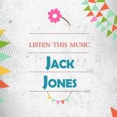 Listen This Music de Jack Jones