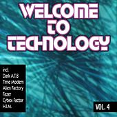 Welcome To Technology Vol. 4 de Various Artists